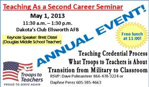 Ellsworth AFB - TASC - Ad - MAY2013